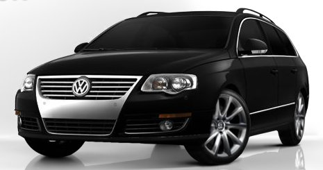VW Passat Wagon VR6 4Motion